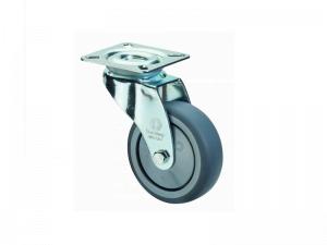 Apparat hjul - A300.A85.050 - Plade stoerrelse 54×54 mm - Hjulshop