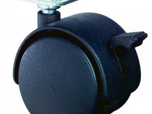 Møbelhjul 50 mm