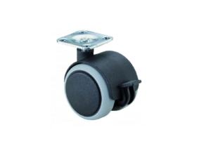 Møbel hjul - F86.040.PL - Hjulshop