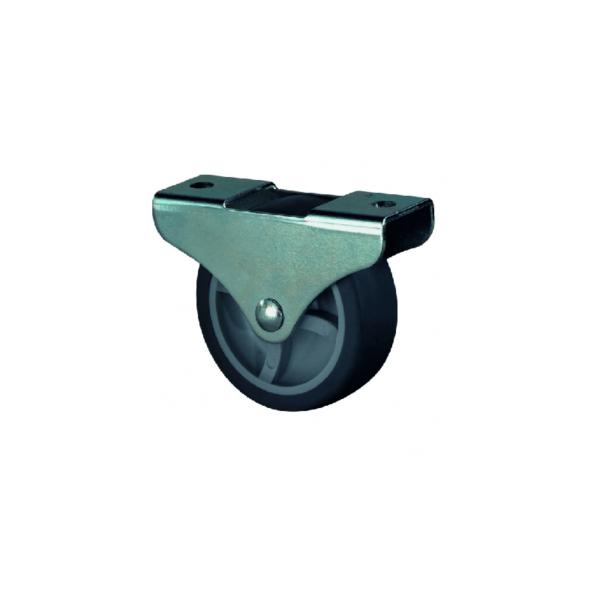 Møbelhjul - E51.025 - 25 mm - Hjulshop