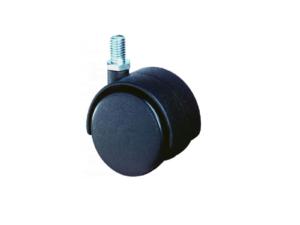 Møbelhjul - F75.040.G10 - 40 mm - Hjulshop