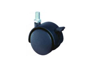 Møbelhjul - F85.040.G08 - 40 mm - Hjulshop