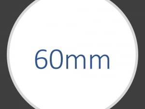 60 mm designhjul