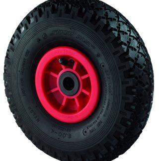 Luft og punktérfri hjul