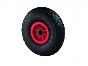 Luft- og punkterfri hjul