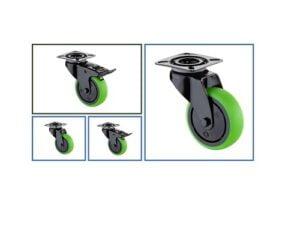 Hjulsæt grøn